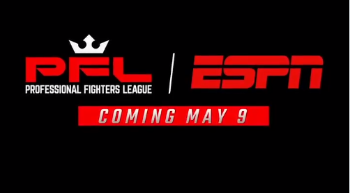 The PFL is Moving to ESPN