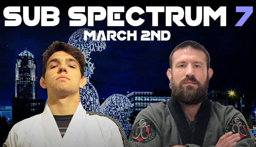 Sub Spectrum 7, Des Moines Open and Super Seminar this Weekend
