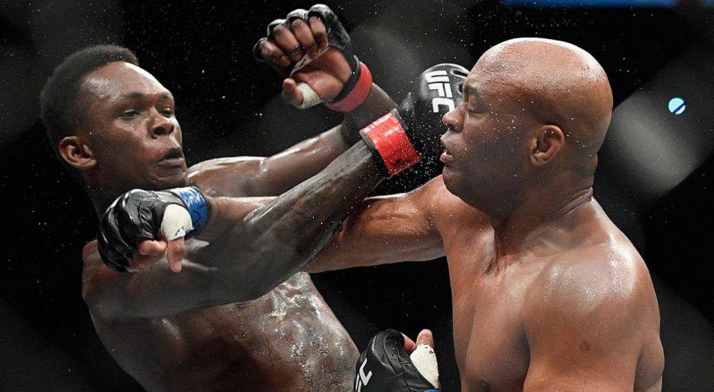 UFC 234 medical suspensions: Adesanya and Silva get six-months