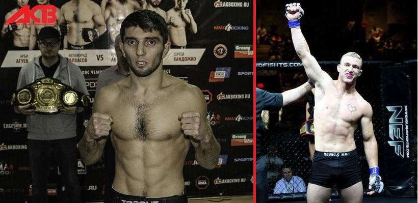 The Undefeated Vol. 1: Velimurad Alkhasov and Josh Harvey