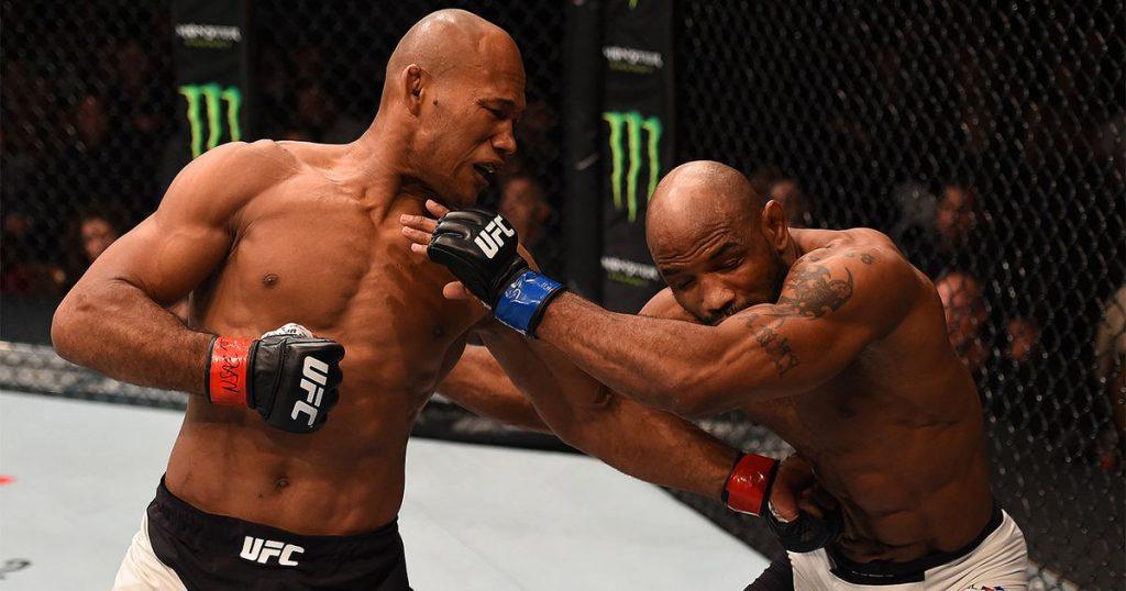 Yoel Romero - Jacare Souza 2 to Headline UFC Fort Lauderdale