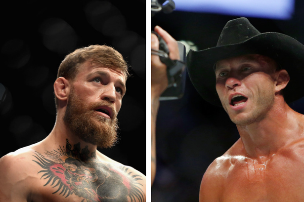 Donald Cerrone, Conor McGregor