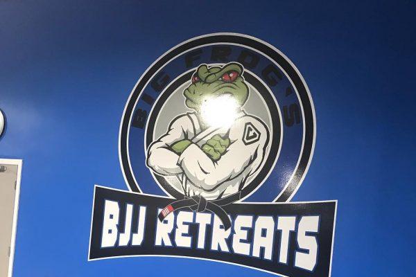 Big Frog BJJ Retreat