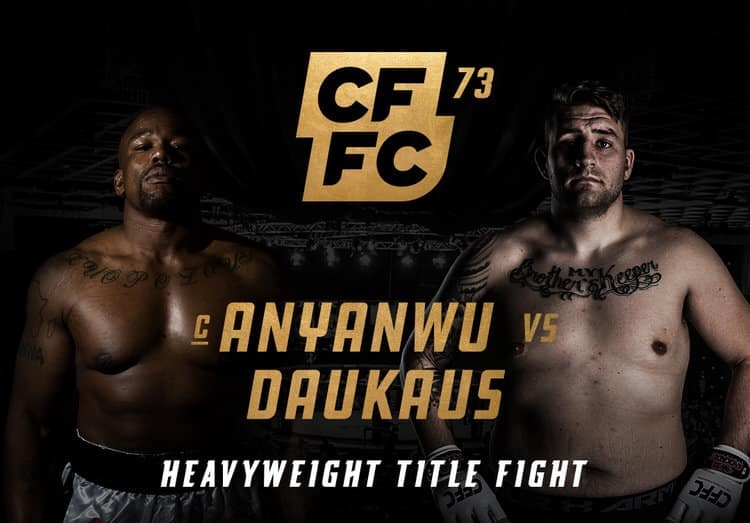 CFFC 73 results - Azunna Anyanwu vs. Christopher Daukaus