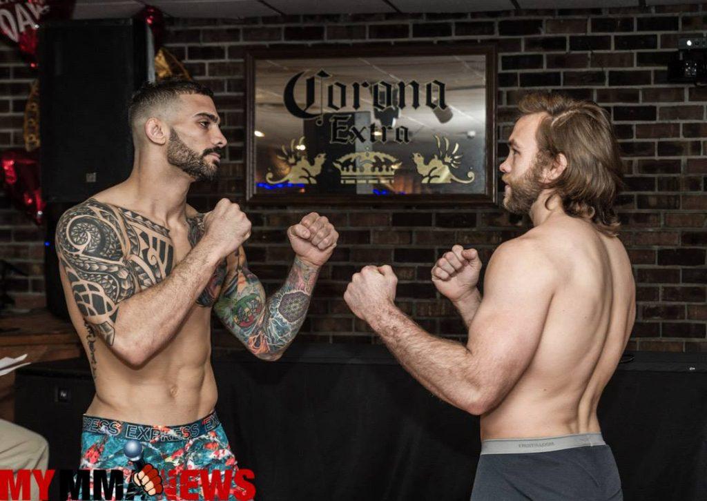 Kris Gratalo vs Hugh McKenna, Maverick 12
