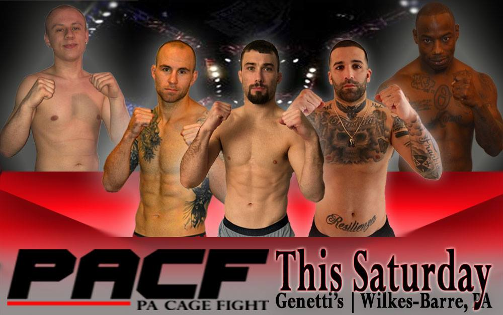 PA Cage Fight 35 results - Fitzpatrick vs. Piriz for featherweight title