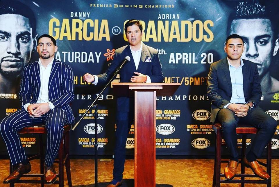 Ray Flores recaps Spence-Garcia fight on SFLC Podcast