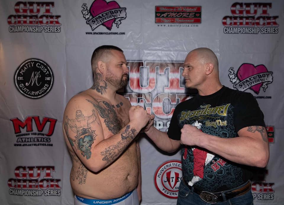 Gut Check Championship Series, Joe Stripling, Heath Harris