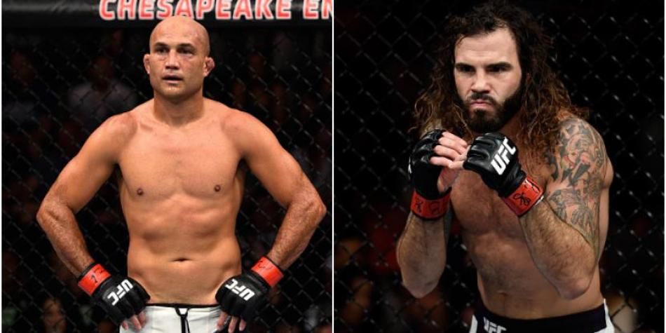 Clay Guida says B.J. Penn fight an opportunity he couldn't turn down