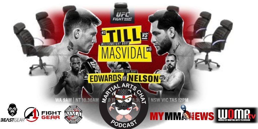 UFC London, London Calling