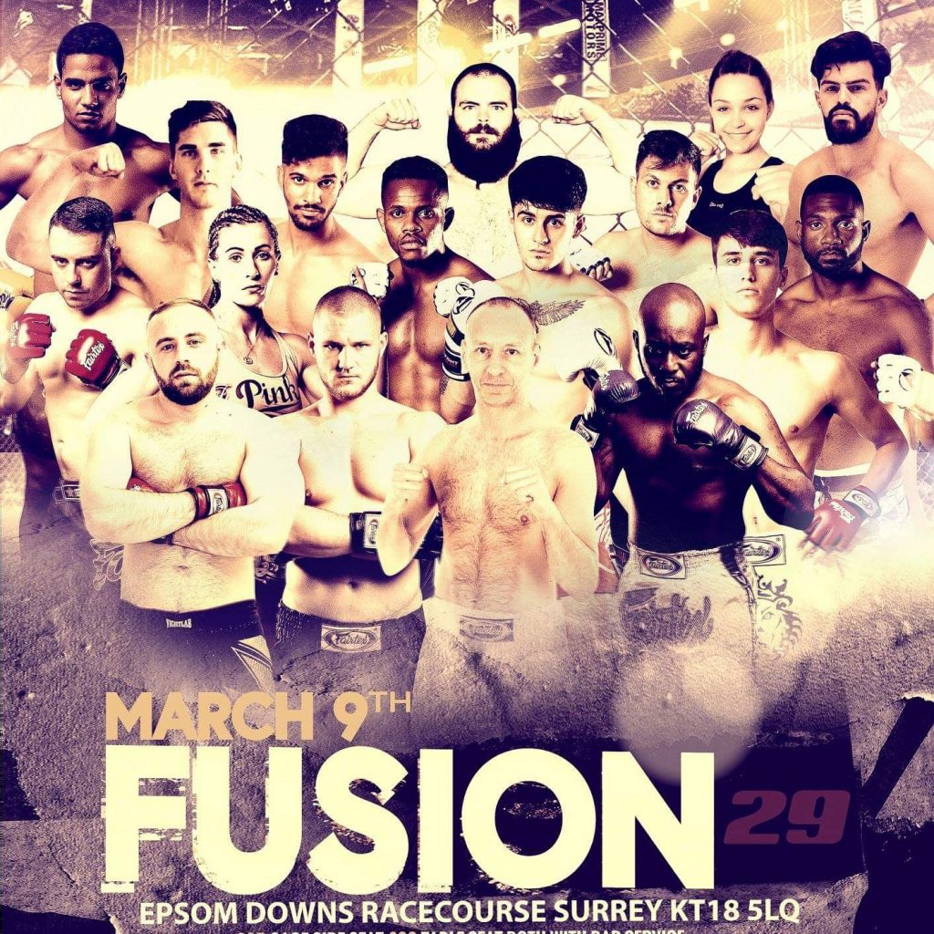 Fusion Fighting Championship 29