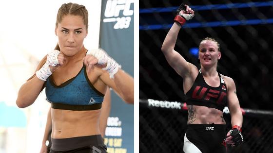 Valentina Shevchenko vs Jessica Eye targeted for UFC 238