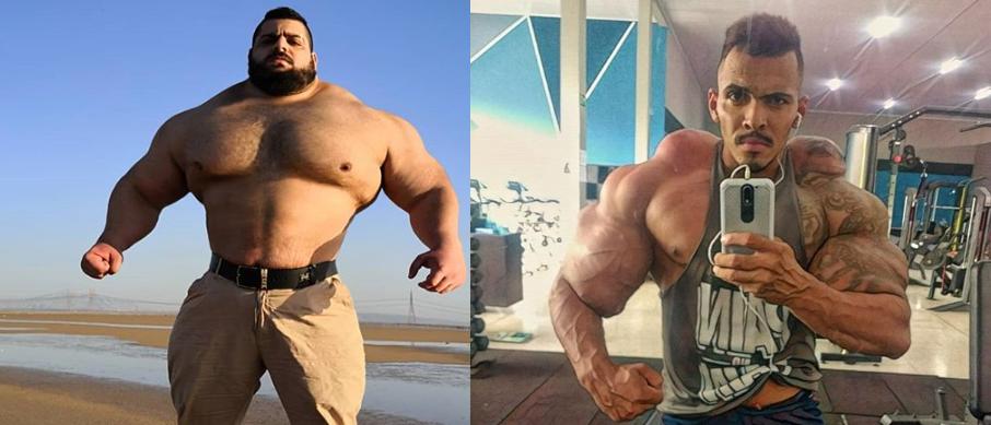 """""""Iranian Hulk"""" vs. """"Brazilian Hulk"""" MMA bout could happen"""