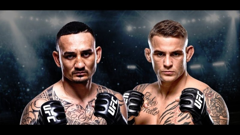 UFC 236 - Max Holloway vs. Dustin Poirier