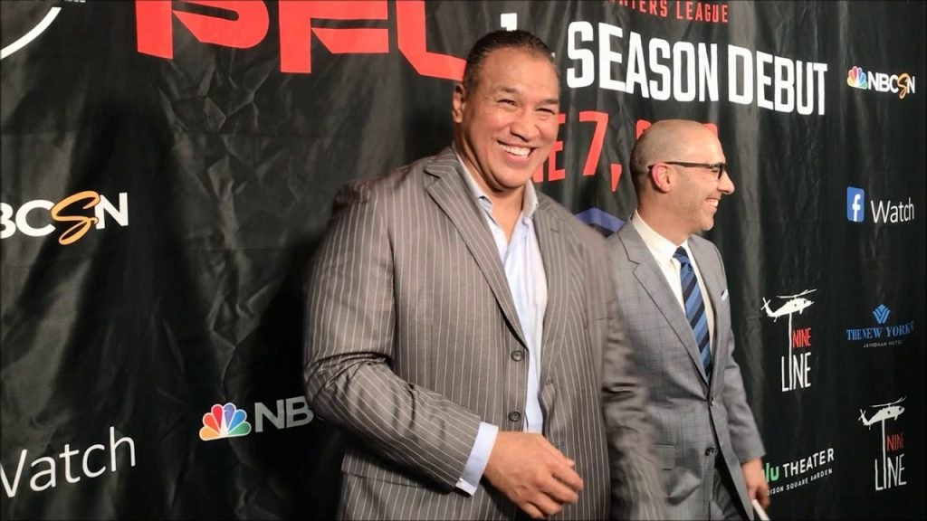 Ray Sefo, Professional Fighters League