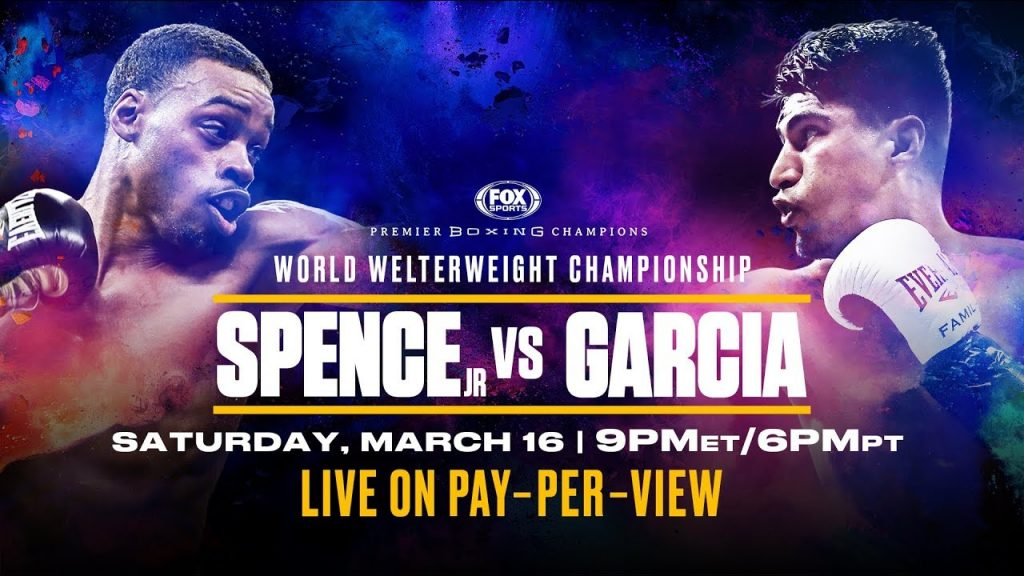 SFLC Podcast: Angelo Reyes talks Spence vs Garcia