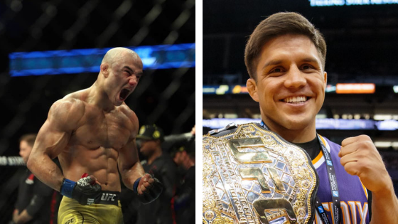 Henry Cejudo and Marlon Moraes trade shots over possible bantamweight title fight