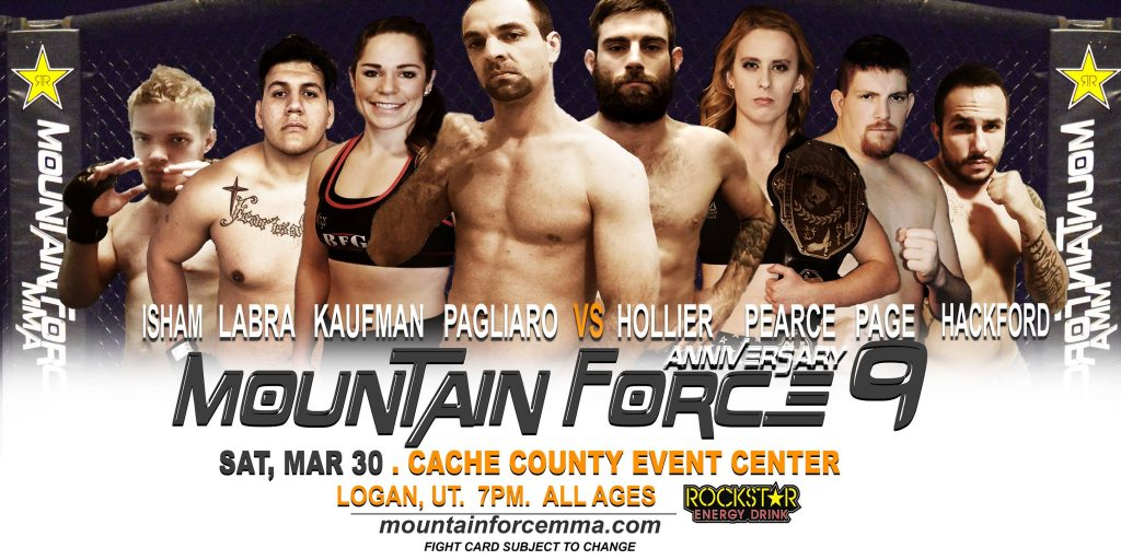 Mountain Force MMA 9 - Official PPV Live Stream