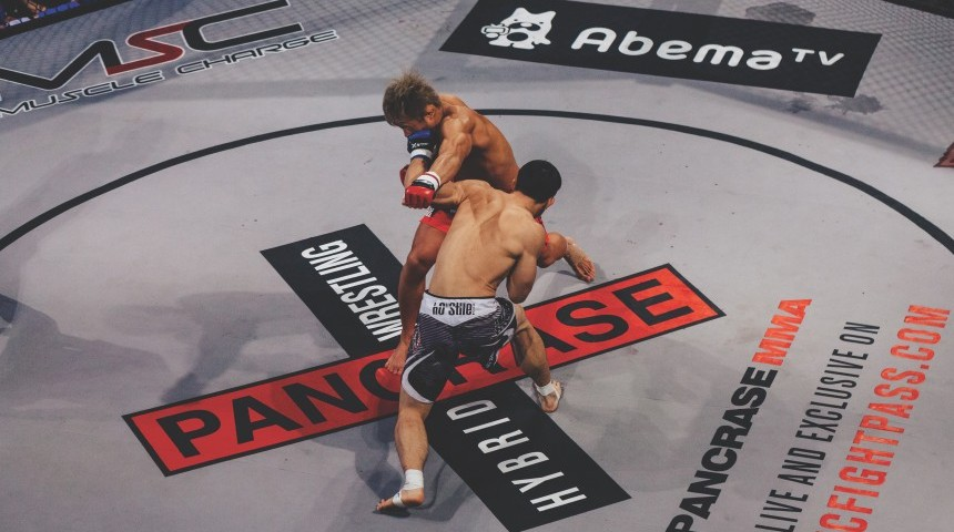Pancrase to send fighters to compete for ONE Championship