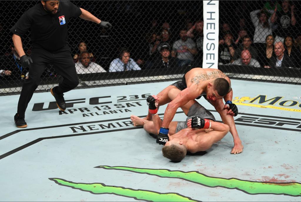 Dana White praises Anthony Pettis for KO win, UFC Nashville