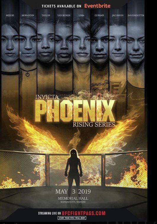 Invicta FC Phoenix Rising