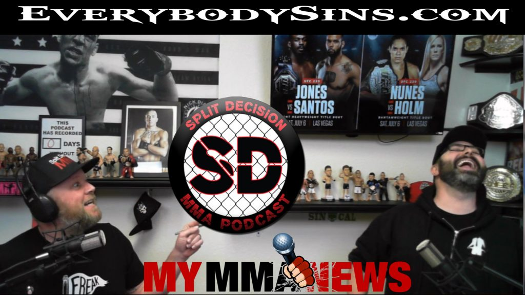 Lucho Libre Cain, McGregor retires, UFC Philadelphia, more on SDMMA