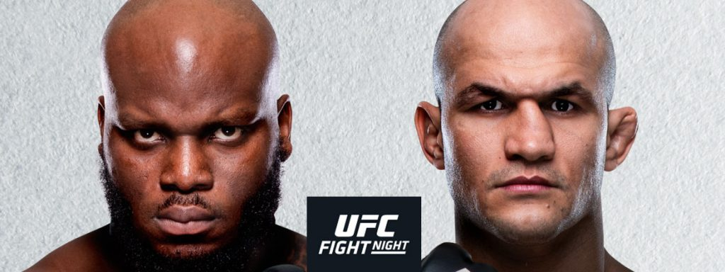 UFC Wichita results - Lewis vs Dos Santos