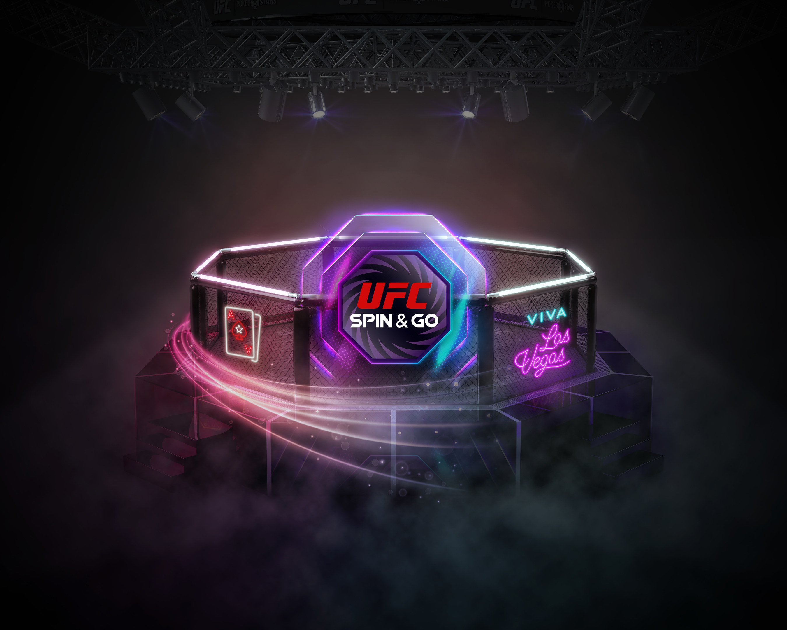 PokerStars launches UFC Spin & Go as Part of Partnership With UFC