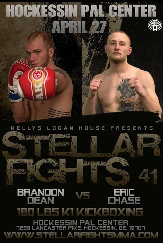 Stellar Fights - Brandon Dean, Eric Chase