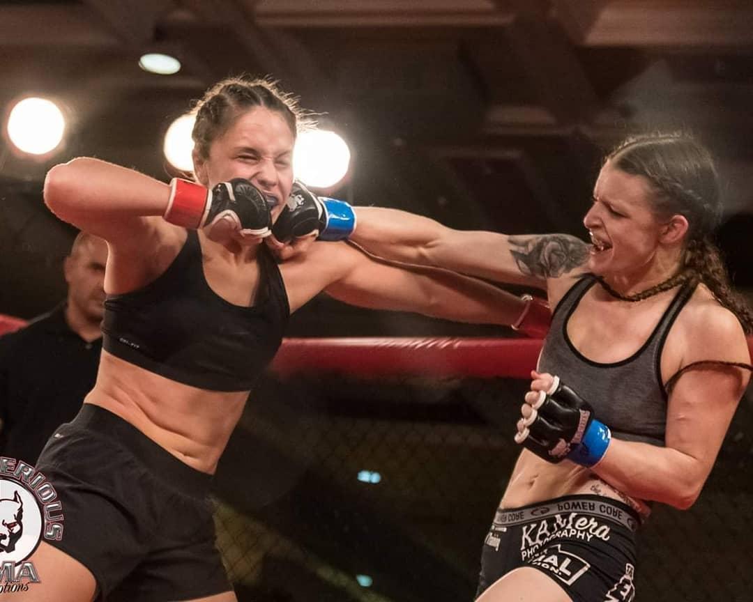 Devon Estes, Dead Serious MMA
