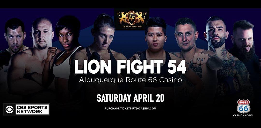 Lion Fight 54