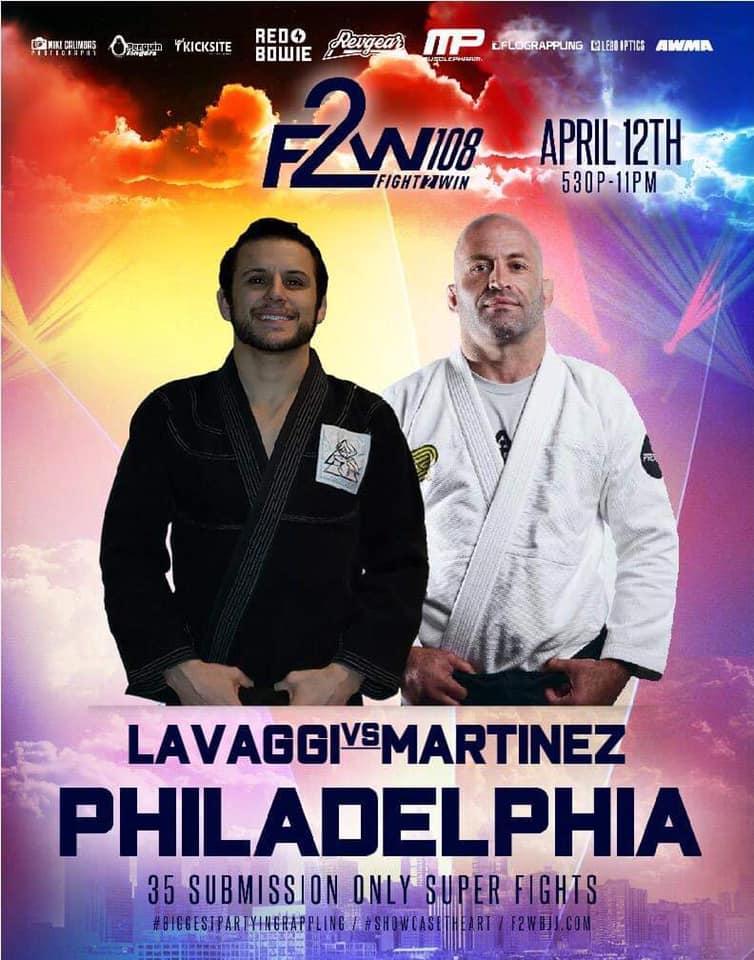 Will Martinez, Fight To Win