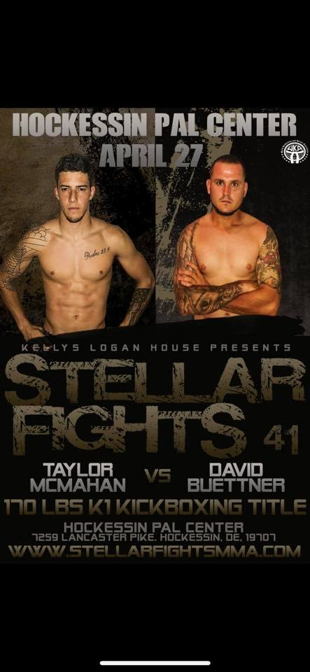 David Buettner, Stellar Fights 41