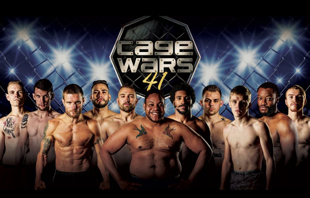 cage wars 41