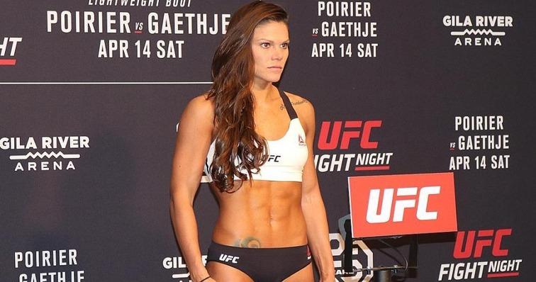 Lauren Mueller, UFC 236