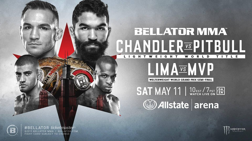 Bellator 221 press conference
