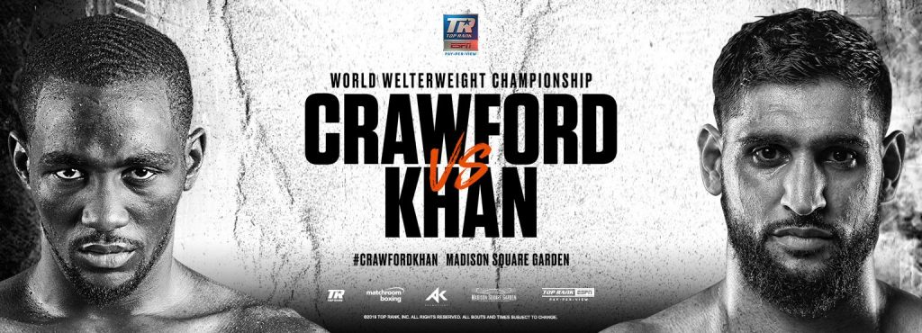 Terence Crawford vs. Amir Khan - Press Conference - WATCH HERE