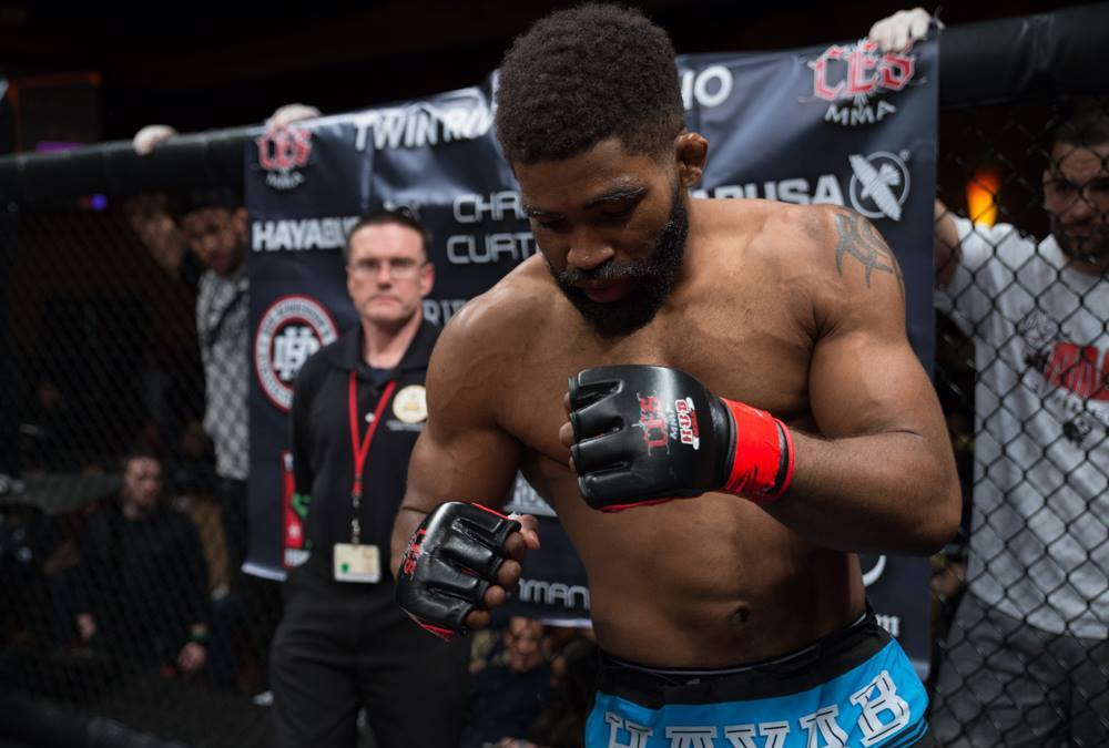 christopher curtis, Chris Curtis added to 2019 season of Professional Fighters League