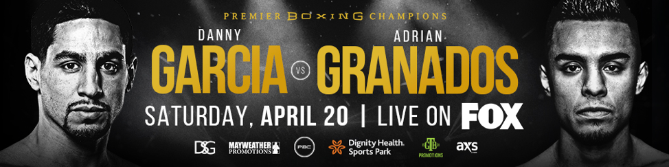"Danny ""Swift"" Garcia vs. Adrian Granados Press Conference"