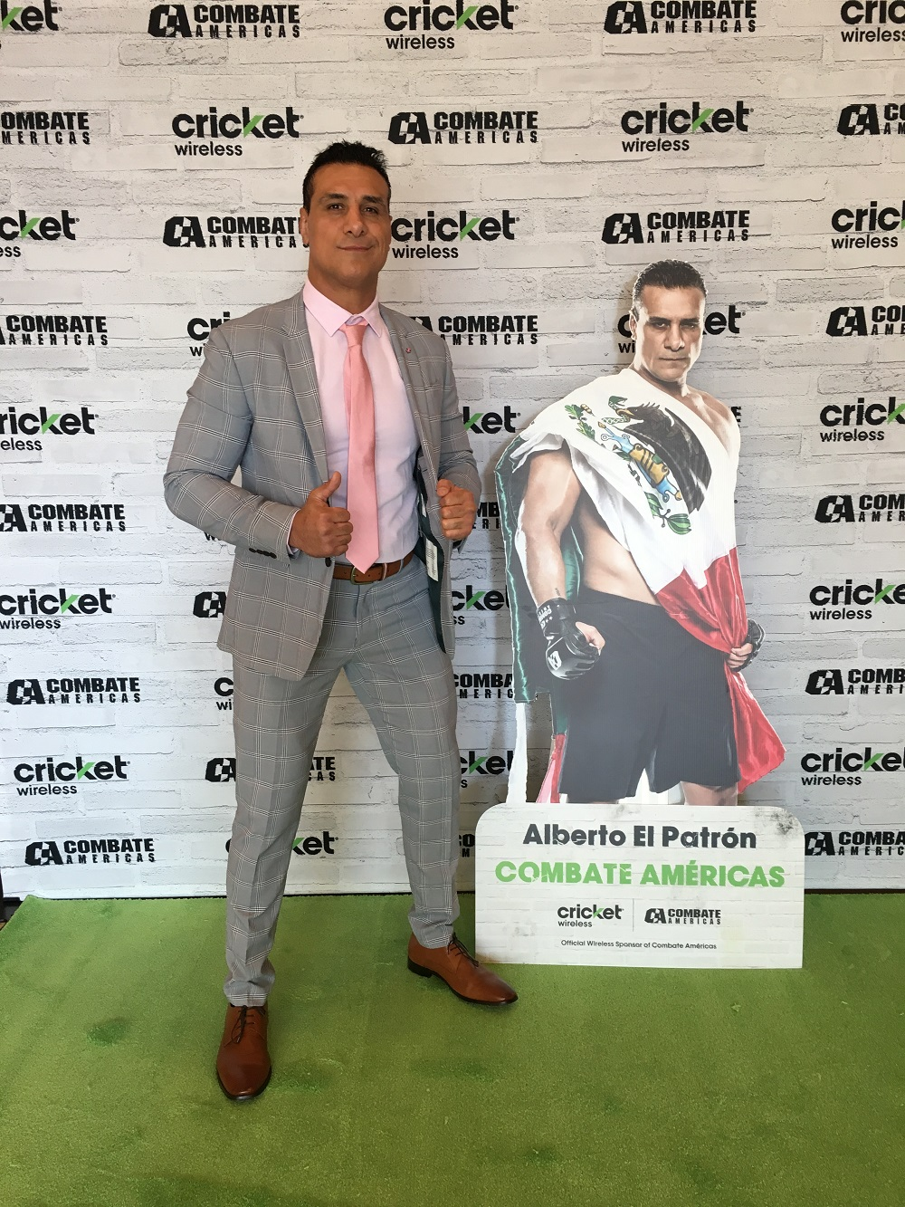 Cricket Wireless and Combate Americas bring new fan experiences to cities across the country