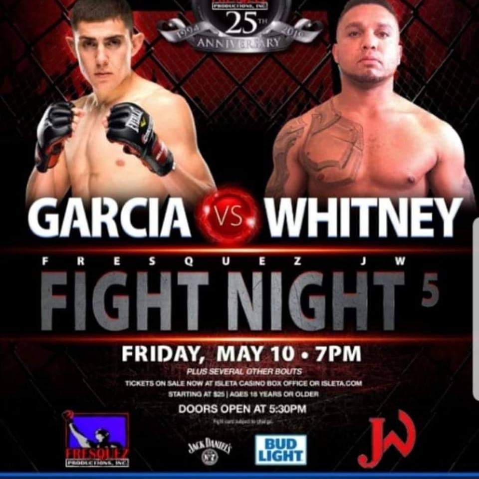 JW Fight Night 5