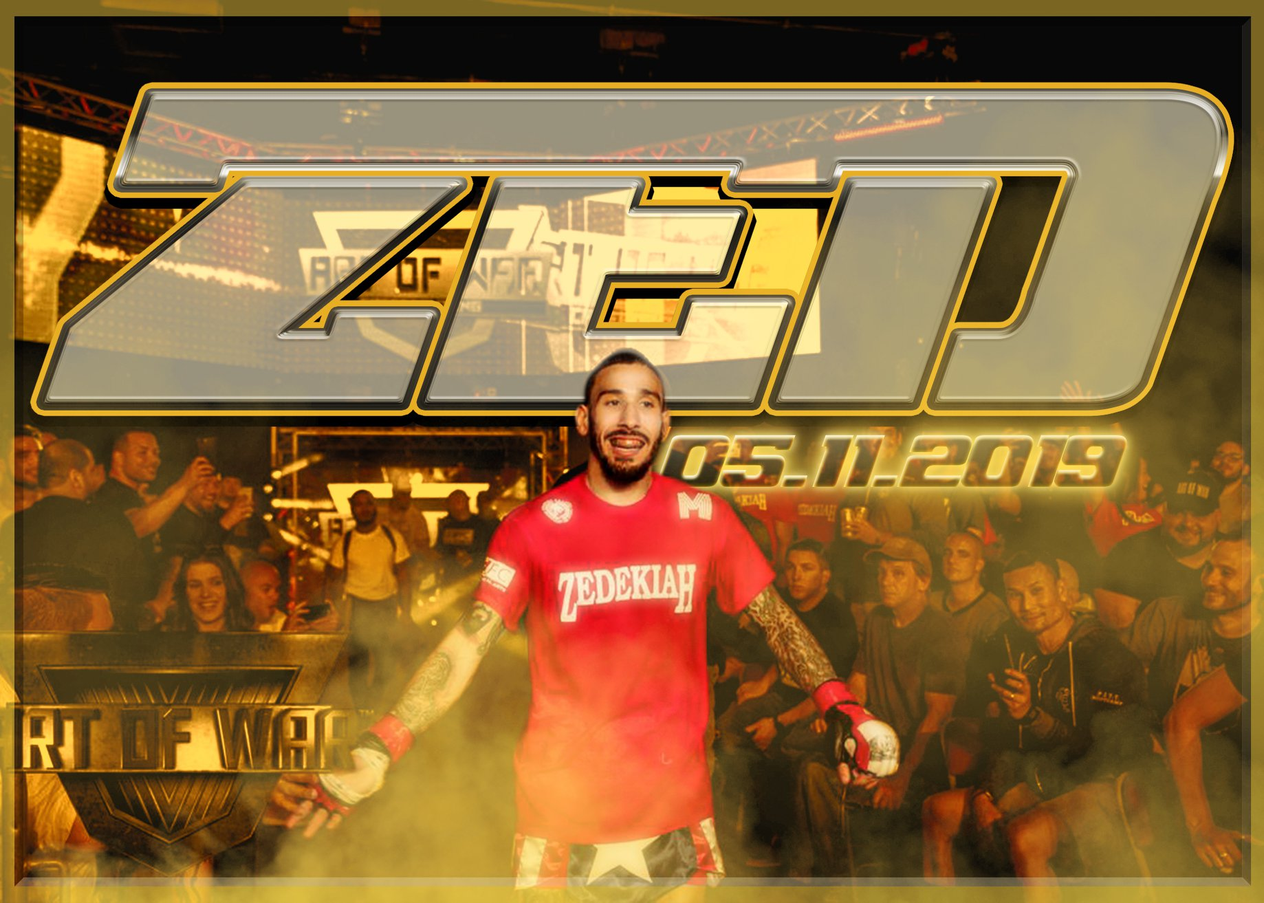 Zed Montanez remains humble, ready for more work at Art of War 12