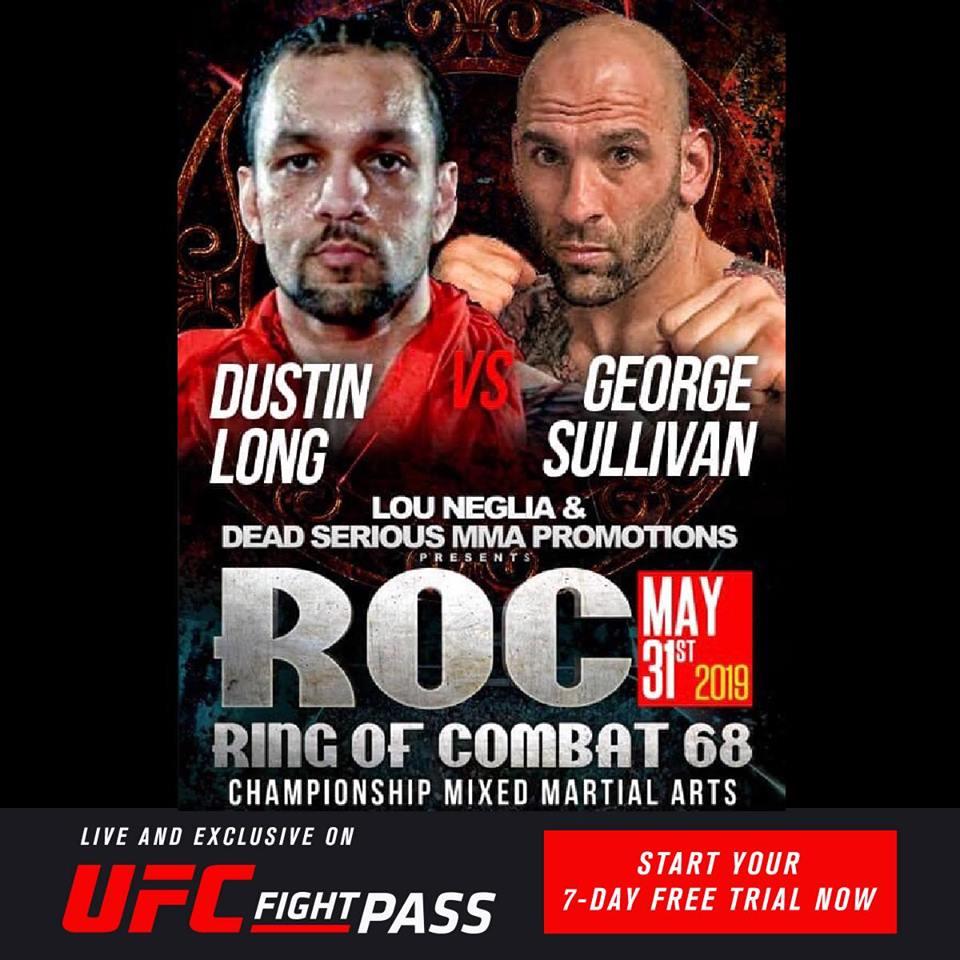 George Sullivan, Ring of Combat 68