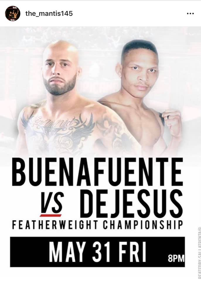 Frankie Buenafuenta, Ring of Combat 68