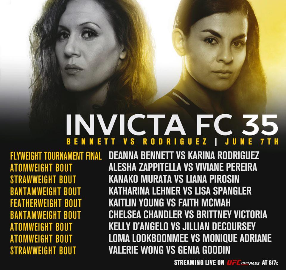 Invicta FC 35
