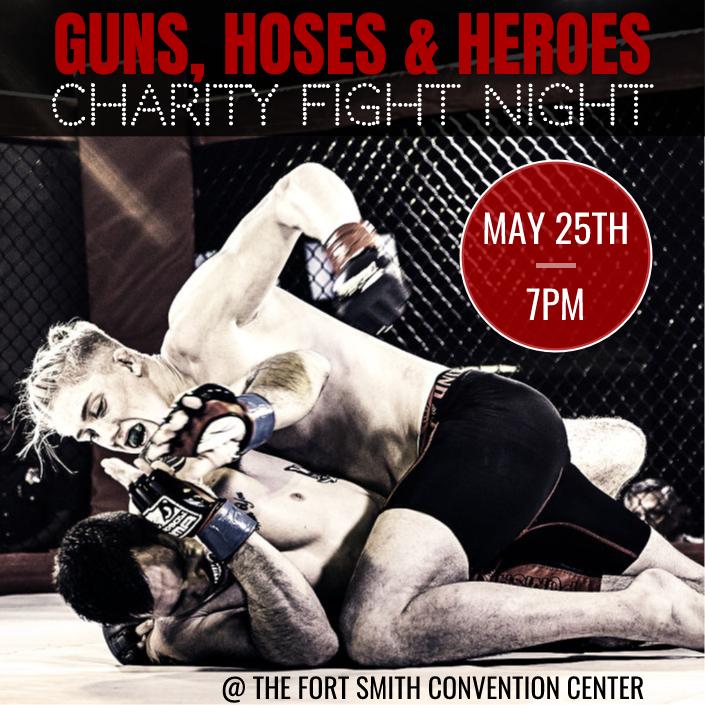 MMA Xtreme Fighting - Guns, Hoses & Heros