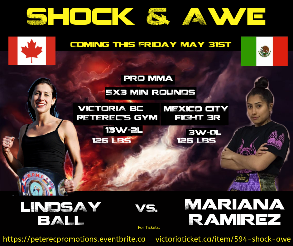 Peterec Promotions - Shock & Awe - Official PPV Live Stream