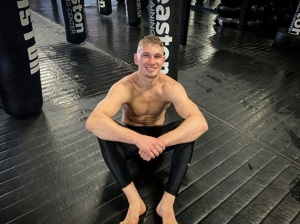 Austin Hubbard UFC