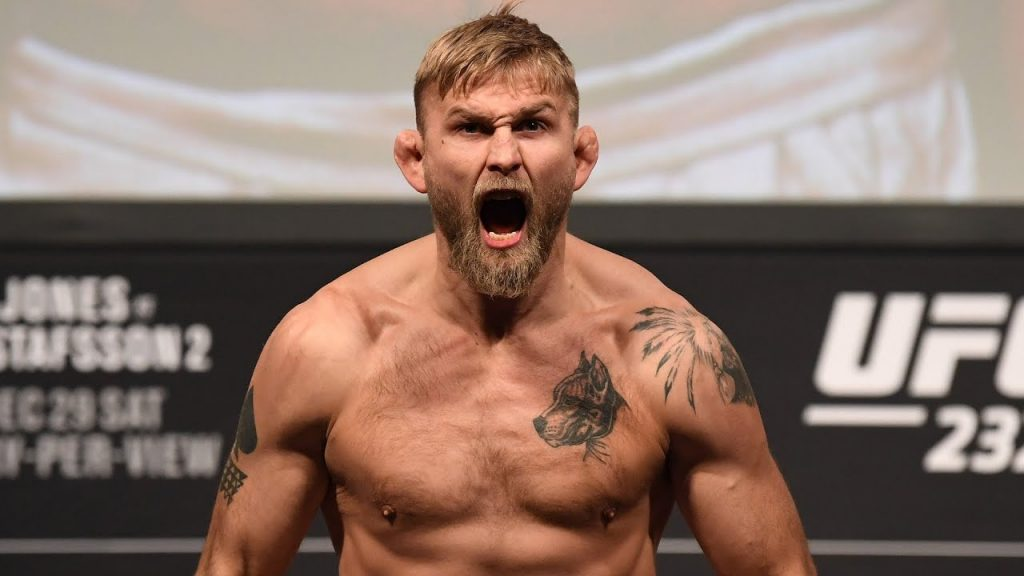 UFC Stockholm weigh-in results - Gustafsson vs. Smith