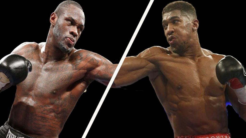 Will Anthony Joshua Fight Deontay Wilder?